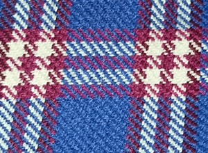 Blue-Red Check